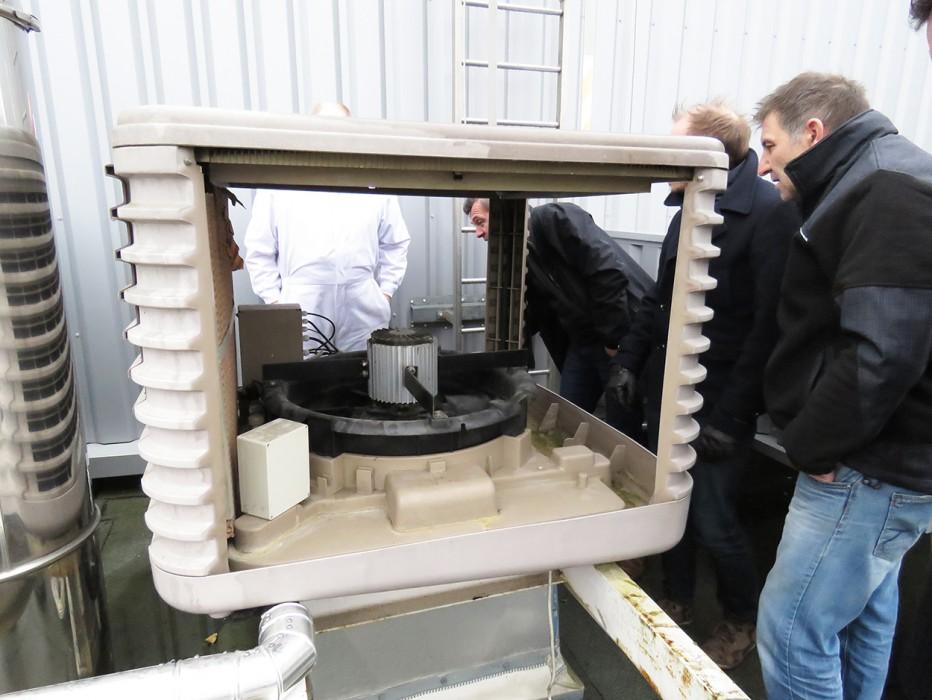 Cooléa Bluetek bioclimatisation bio-climatisation climatisation naturelle RAE rafraîchissement d'air par évaporation Adiabox