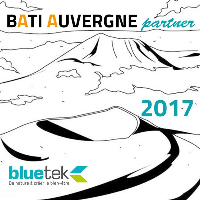 Bluetek, adhérente du groupement d'entreprises Bati Auvergne Partner