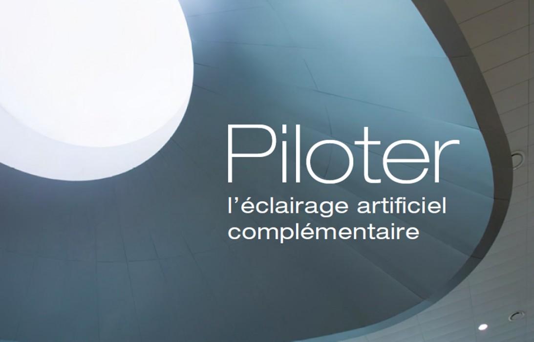 Guide GIF Lumière sur l'éclairage naturel bâtiments industriels commerciaux et tertiaires pilotage de l'éclairage artificiel complémentaire