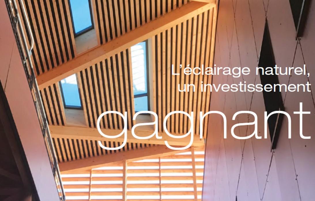 Guide GIF Lumière sur l'éclairage naturel retour sur investissement