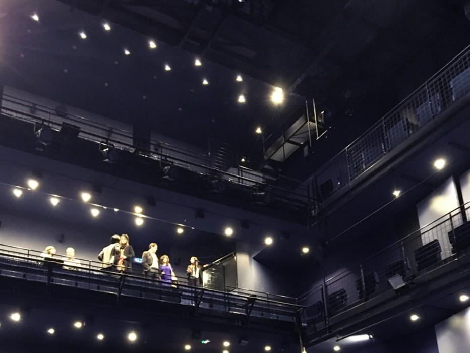 Phonipack et Phonipass : des appareils de marque Souchier Boullet ont été posés en toiture du théâtre de La Scala à Paris