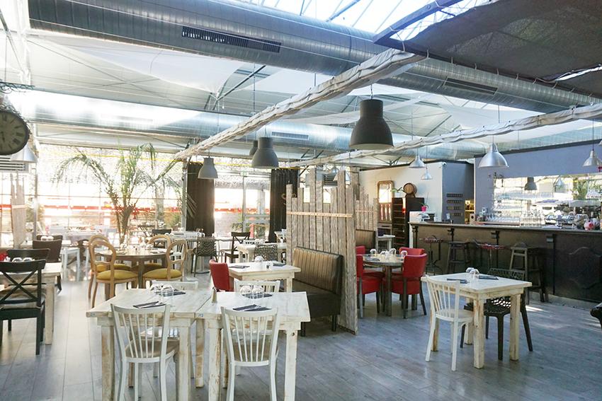 Adiabatique au restaurant Le Temps Suspendu