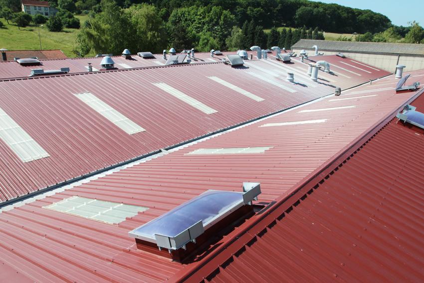 La rénovation de l'Émaillerie Rhénane (toiture sèche)