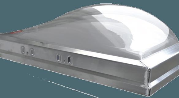 Bluetek propose des dômes ou coupoles thermoformées