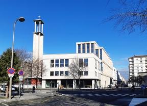 [Adiabatique] Bâtiment GRDF à Lyon