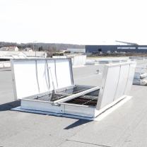 Ouvrants de toiture : et la lumière fume