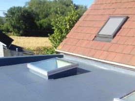 Lanterneaux Steel Inside en toiture