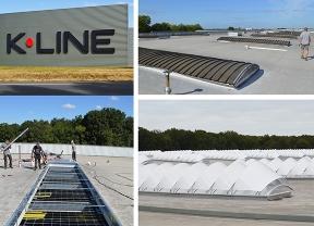 K-LINE : feedback QVT et lumière naturelle