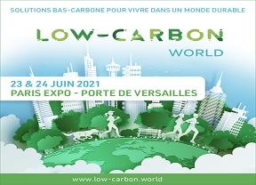 Genatis sur le salon Low-Carbon World 2021