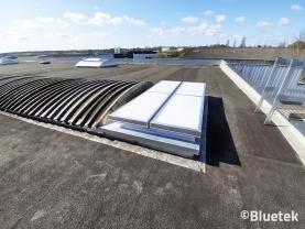 Cas d'école : rénovation de toiture d'un bâtiment de stockage