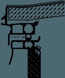 Supports pour toitures étanchées