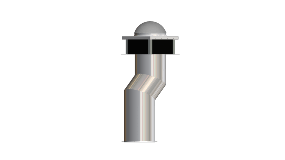 Conduit de lumière - Lightube