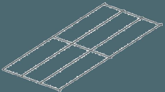 Barreaudage de lanterneaux