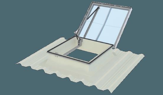 Bluebac Therm treuil + accès
