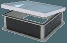 Bluesteel Therm Air (électrique, pneumatique, treuil, manuel)