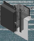 Parement composite aluminium