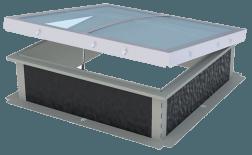 Bluesteel Air (électrique, pneumatique, treuil, manuel)