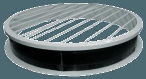 Costière steel ronde
